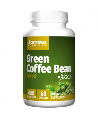 Green Coffee Bean Extract 400 mg (60 Vegetarian