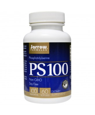 PS100, Phosphatidylserine 100 mg (60 Softgels) - Jarrow Formulas
