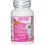 Vegan Ceramide Skin Support (60 Tablets) - Deva