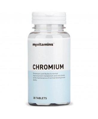 Chromium (90 Tablets) - Myvitamins