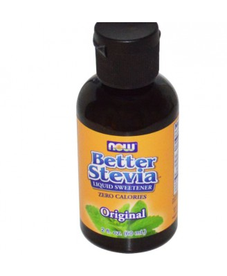 BetterStevia, estratto liquido (60 ml) - Now Foods