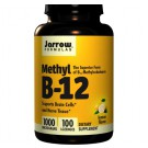 Vitamine B - Methylcobalamine vitamine B12, 1000 mcg (100 Lozenges) - Jarrow Formulas