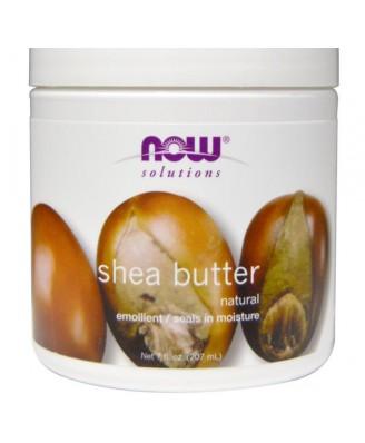 Shea Butter (207 ml) - Now Foods
