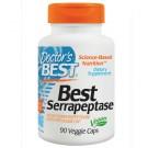 Doctor's Best, Best Serrapeptase, 90 Veggie Caps