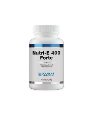Nutri e-400 Forte ™-(60 Tablets)-Douglas Laboratories