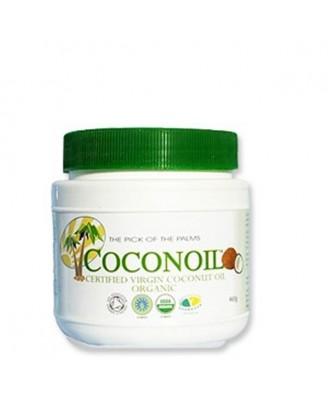 Luxe Pure Biologische Virgin Kokosolie (460 gram) - Coconoil