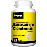 Glucosamine + Chondroitin Combination (240 Capsules) - Jarrow Formulas
