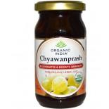 Organic India, Chyawanprash Marmellata 100% organico a base di erbe (250 g)