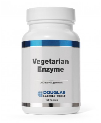 Douglas Laboratories, Vegetariana enzima (60 compresse)