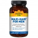Maxi Hair for Men (60 softgels) - Country Life