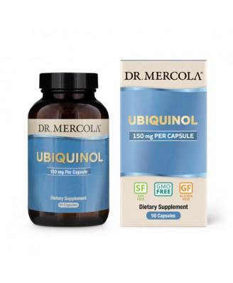 Ubiquinol 150 mg 90 Capsules - Dr. Mercola
