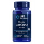 Super Carnosine 500 mg (60 Veggie Caps ) - Life Extension