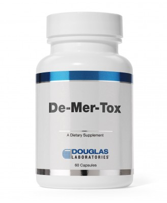 De-Mer-Tox (60 Capsules) - Douglas Laboratories