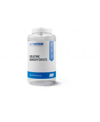 Monoidrato di creatina Senza Aroma - 250 Compresse - MyProtein