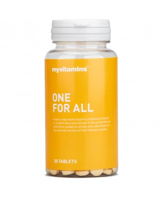 One For All, 90 tablets (90 Tablets) - Myvitamins