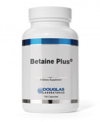 Betaine Plus (100 Capsules) - Douglas Laboratories