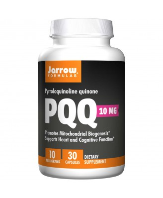 PQQ (Pyrroloquinoline Quinone) 10 mg (30 Capsules) - Jarrow Formulas
