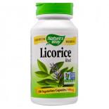 Nature's Way, Licorice, Root, 100 Capsules