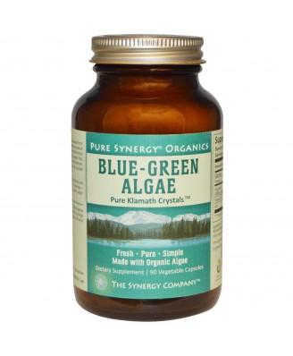The Synergy Company, Organici alghe blu-verdi, 90 Veggie Caps