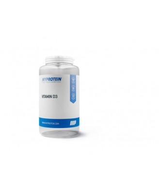 VITAMINA D3  - 180 Capsule - myprotein  Vitamina D altamente disponibile