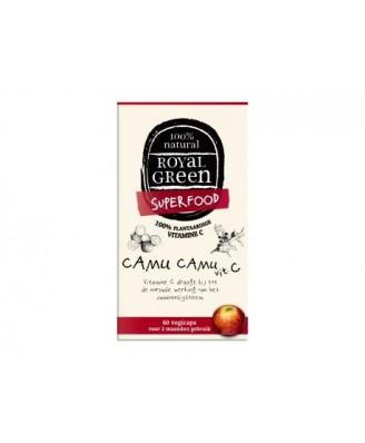 Camu Camu C – 120 vcaps – Royal Green