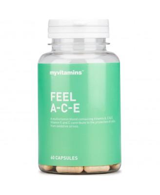 Feel A-C-E, 60 capsules (60 Capsules) - Myvitamins