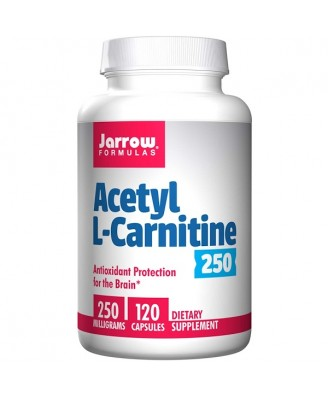Jarrow Formulas, Acetyl L-Carnitine 250, 250 mg, Veggie Caps