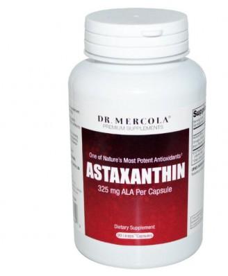 Astaxantina (90 Licaps capsule) - Dr. Mercola
