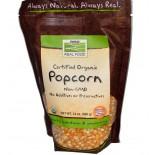 Popcorn biologica (680g) - Now Foods