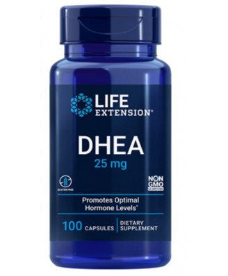 DHEA 15 mg (100 capsule) - Life Extension