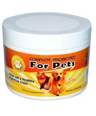 Complete Probiotics for Pets (90 g) - Dr. Mercola
